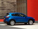 Pictures of Mazda CX-5 UK-spec (KE) 2012
