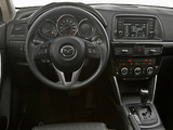Mazda CX-5 Skyactiv (2013) wallpapers