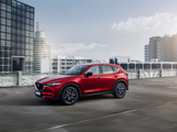 Mazda CX-5 2017 wallpapers