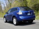 Images of Mazda CX-7 US-spec 2006–08
