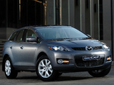 Mazda CX-7 ZA-spec 2007–09 images