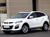 Mazda CX-7 ZA-spec 2009–12 pictures