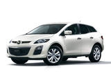 Mazda CX-7 JP-spec (ER2) 2009–12 wallpapers