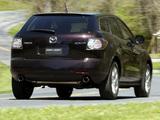 Photos of Mazda CX-7 US-spec 2006–08