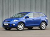 Photos of Mazda CX-7 UK-spec (ER) 2007–09