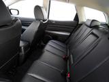 Photos of Mazda CX-7 AU-spec 2009–12