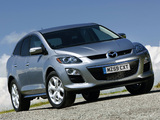 Photos of Mazda CX-7 UK-spec 2009–12