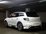 Pictures of Met-R Mazda CX-7 One & Only 2010