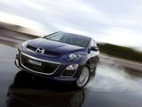 Mazda CX-7 2009–12 wallpapers