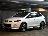 Met-R Mazda CX-7 One & Only 2010 wallpapers