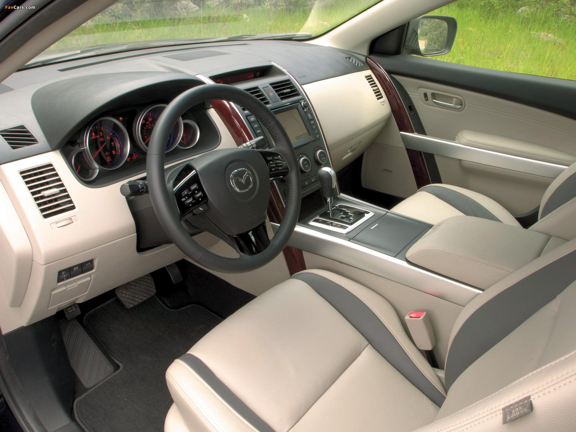 Images of Mazda CX-9 US-spec 2007–09 (1920 x 1440)
