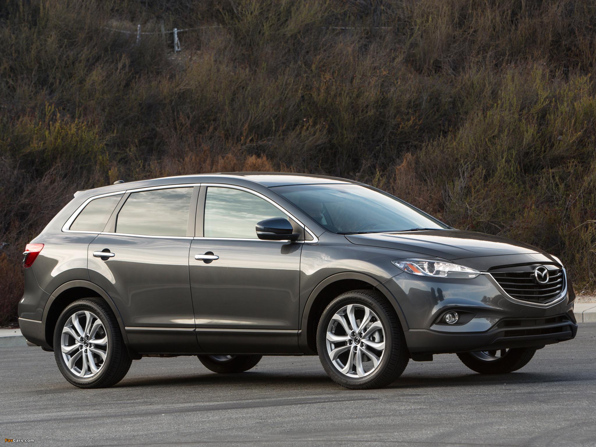 Images of Mazda CX-9 US-spec 2013 (2048 x 1536)