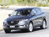 Images of Mazda CX-9 AU-spec 2013
