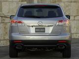 Mazda CX-9 US-spec 2007–09 pictures
