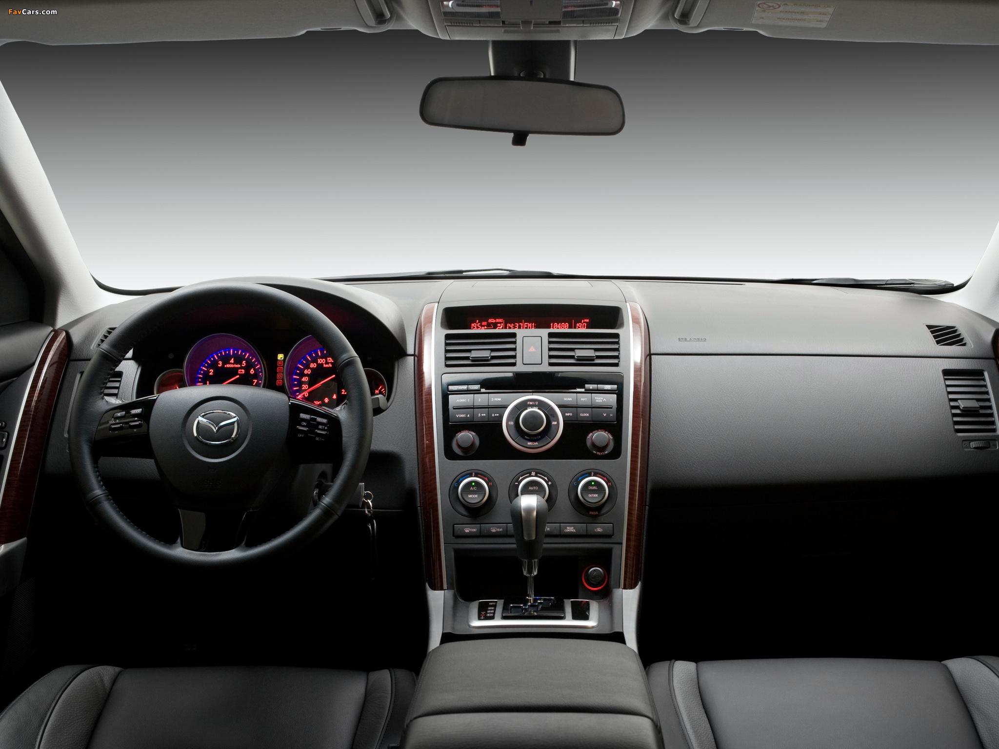 Mazda CX-9 2008–09 photos (2048 x 1536)