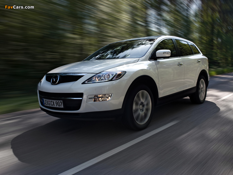 Mazda CX-9 2008–09 pictures (800 x 600)