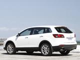 Mazda CX-9 AU-spec 2013 images