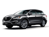 Mazda CX-9 AU-spec 2013 images