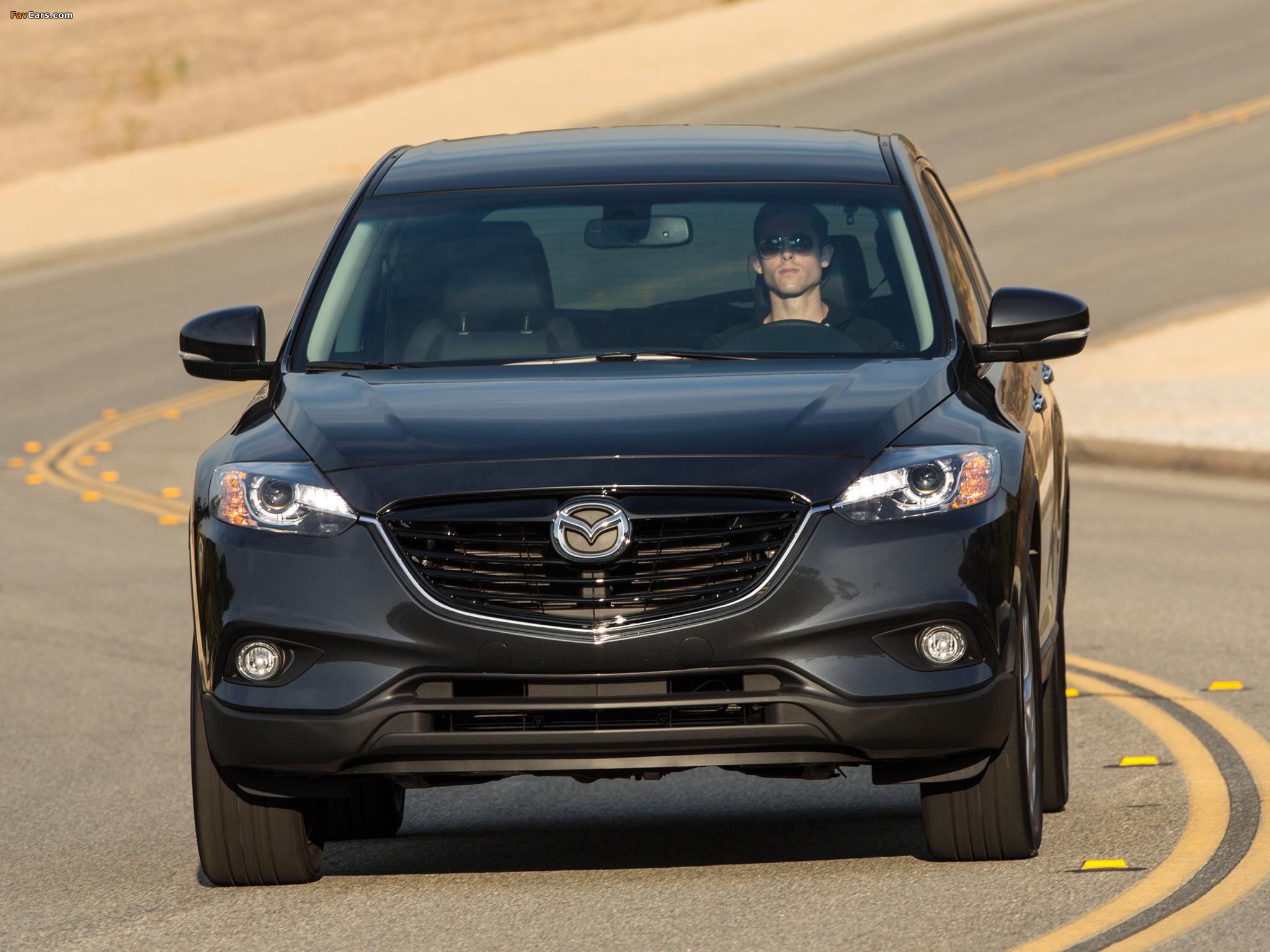 Mazda CX-9 US-spec 2013 images (2048 x 1536)