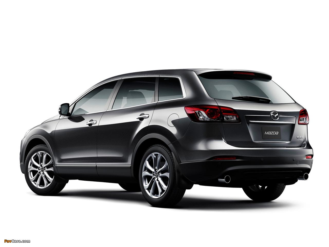 Mazda CX-9 AU-spec 2013 pictures (1280 x 960)