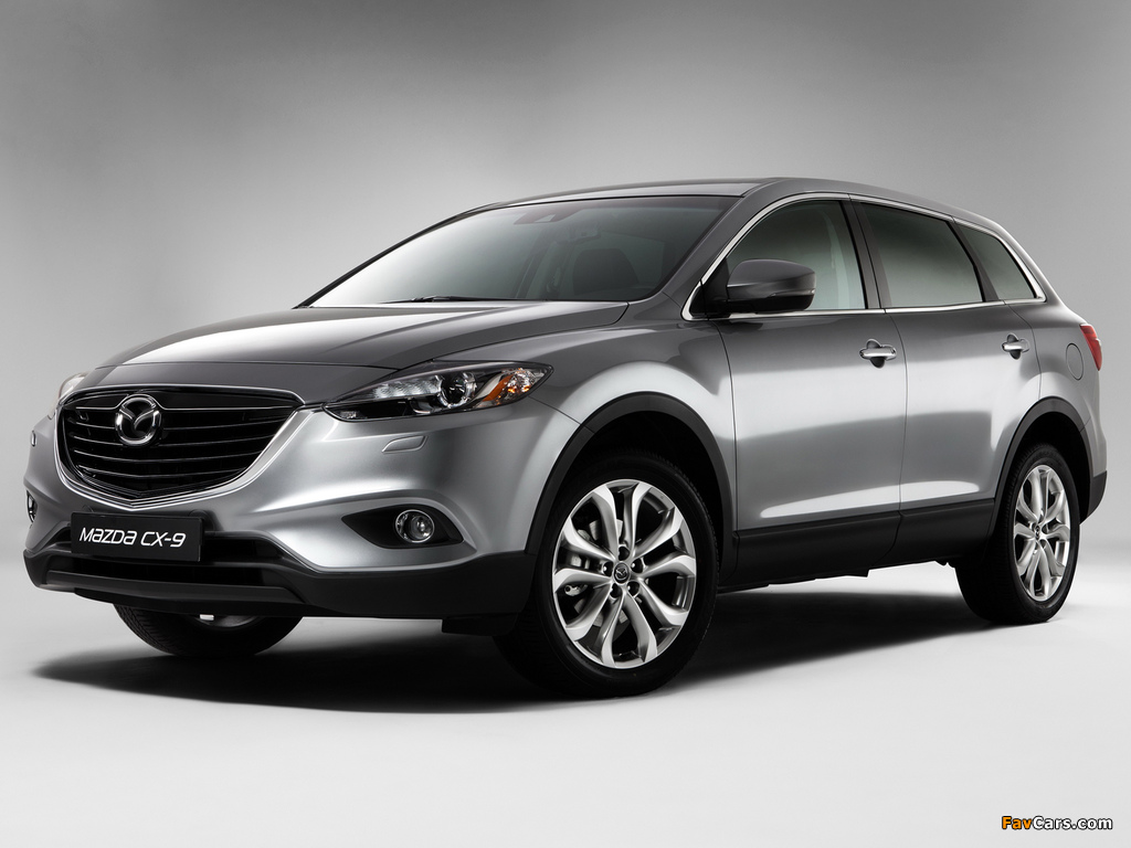Mazda CX-9 2013 pictures (1024 x 768)