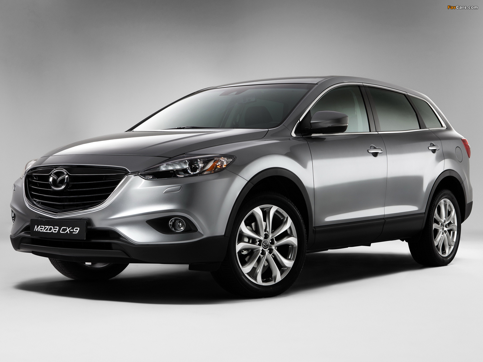 Mazda CX-9 2013 pictures (1600 x 1200)