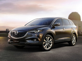 Mazda CX-9 AU-spec 2013 pictures