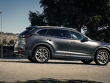Mazda CX-9 US-spec 2016 images
