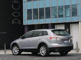 Photos of Mazda CX-9 AU-spec 2007–2009