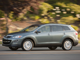 Photos of Mazda CX-9 US-spec 2009