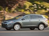 Photos of Mazda CX-9 US-spec 2009