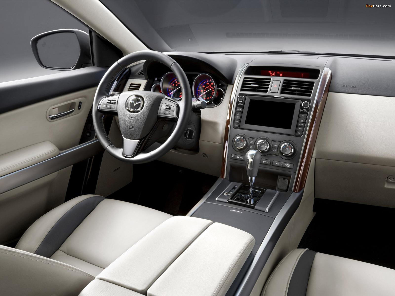 Photos of Mazda CX-9 US-spec 2009 (1600 x 1200)