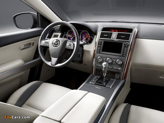 Photos of Mazda CX-9 US-spec 2009 (640 x 480)