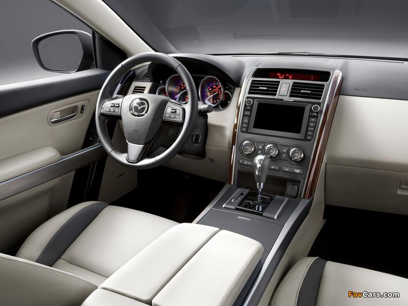 Photos of Mazda CX-9 US-spec 2009 (800 x 600)