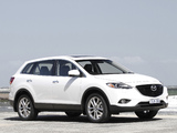 Photos of Mazda CX-9 AU-spec 2013