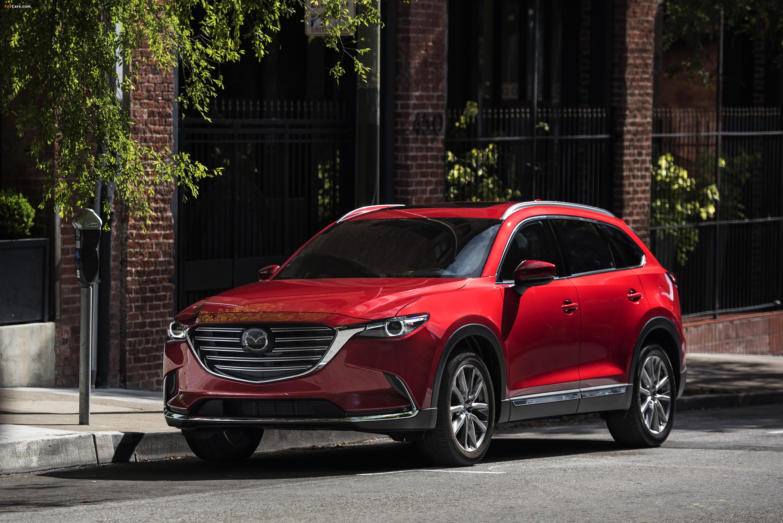 Photos of Mazda CX-9 US-spec 2016 (3000 x 2002)