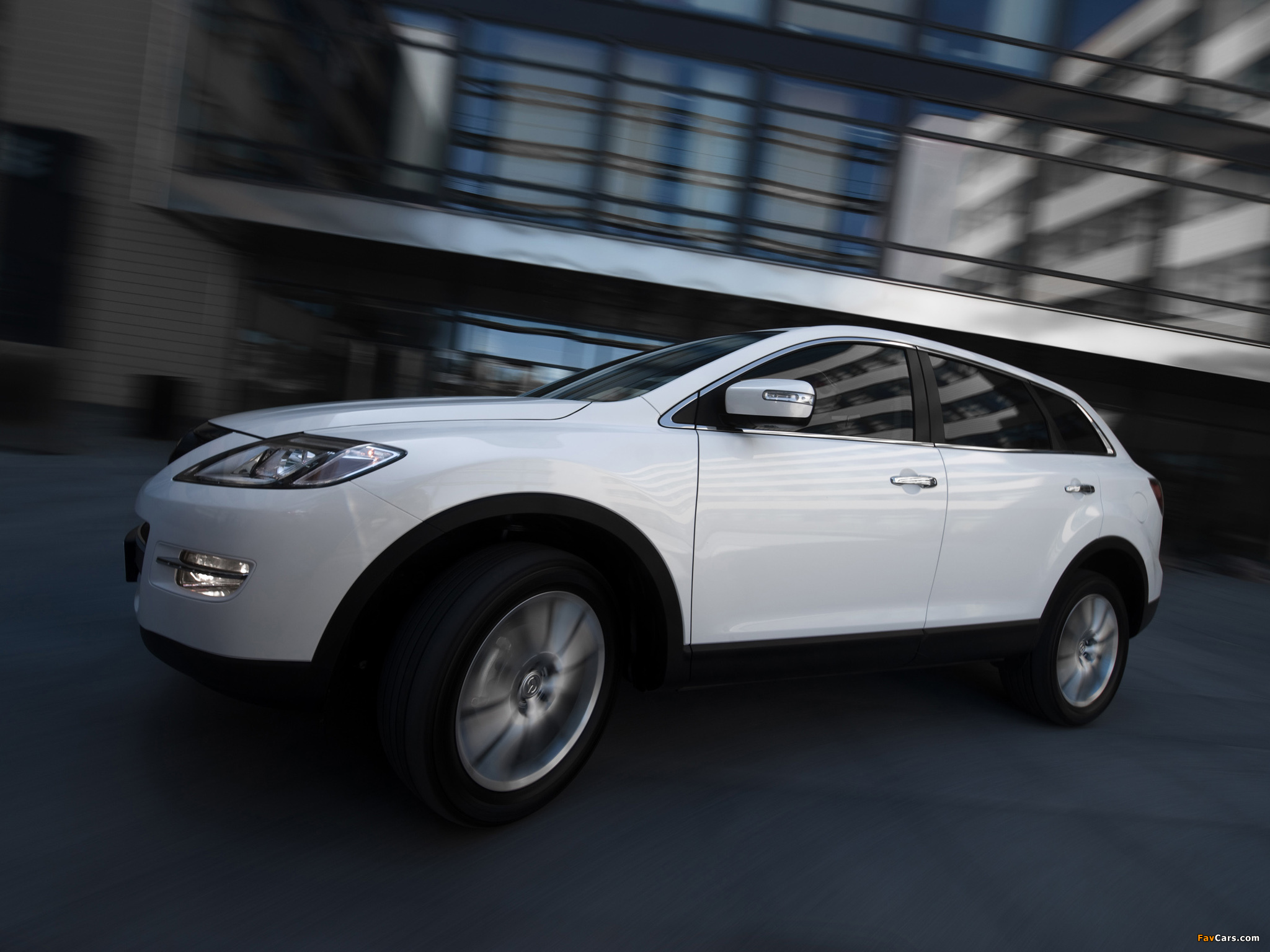 Pictures of Mazda CX-9 2008–09 (2048 x 1536)
