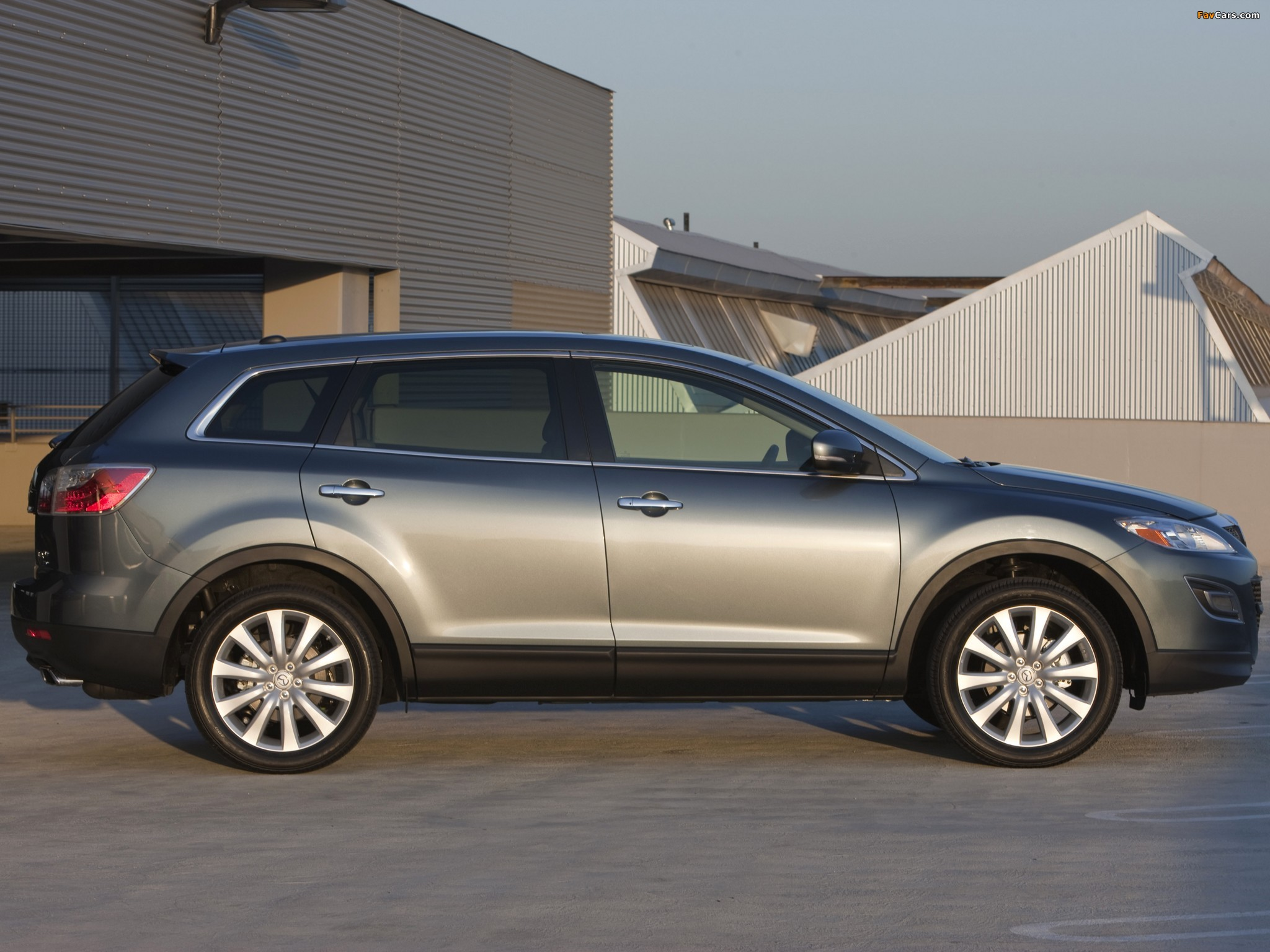Pictures of Mazda CX-9 US-spec 2009 (2048 x 1536)