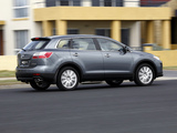 Pictures of Mazda CX-9 AU-spec 2009