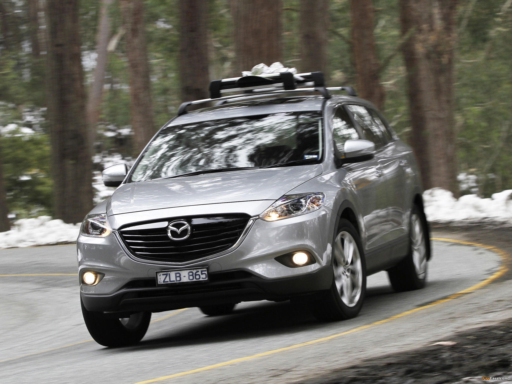 Pictures of Mazda CX-9 AU-spec 2013 (2048 x 1536)