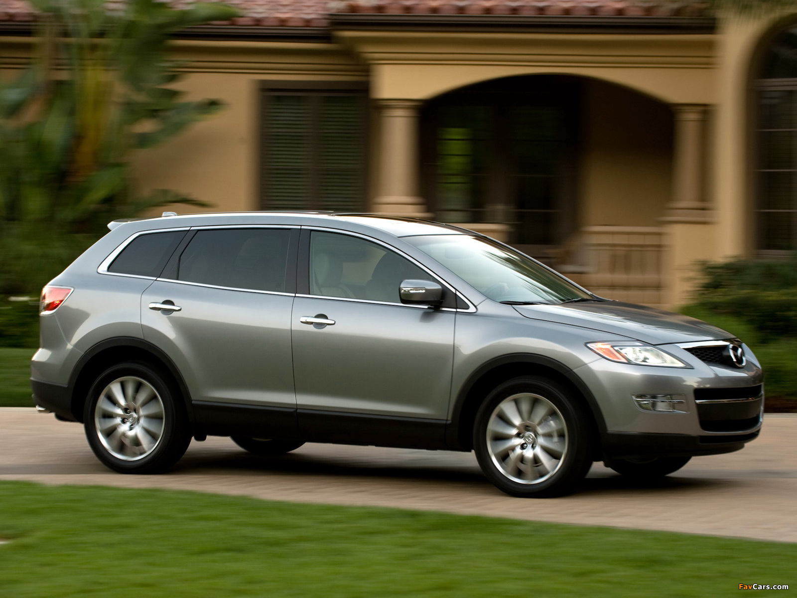 Mazda CX-9 US-spec 2007–09 wallpapers (1600 x 1200)