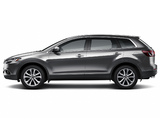 Mazda CX-9 AU-spec 2013 wallpapers