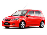 Mazda Demio Sport (DY5W) 2002–05 photos