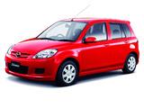 Mazda Demio Casual Stylish M (DY3W/DY3R) 2005–07 images