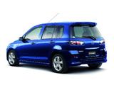 Mazda Demio Casual Aero Active (DY3W) 2005–07 wallpapers