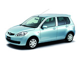 Mazda Demio Style C (DY3W/DY3R) 2006–07 wallpapers