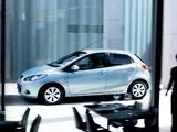 Mazda Demio 2007–11 photos