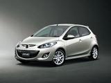 Mazda Demio Sport (DE5FS) 2011 images