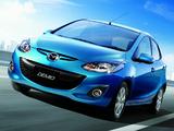 Mazda Demio 13-SkyActiv (DEJFS) 2011 pictures