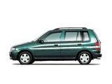 Photos of Mazda Demio 1996–2003
